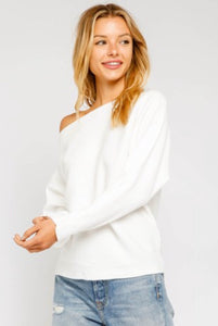 Sherrie Sweater- Ivory