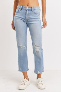 Kennedy Jeans-Light Denim