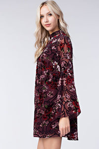FINAL SALE Casey Floral Dress