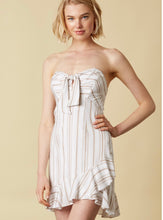 FINAL SALE Whitney Striped Dress