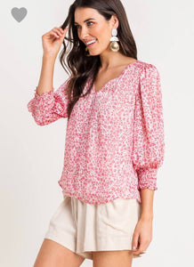 FINAL SALE Patricia Blouse