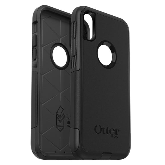 Otterbox Commuter Series Case for Apple iPhone X / iPhone XS - Black