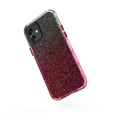 ZIZO SURGE Series iPhone 12 Mini Case - Pink Glitter
