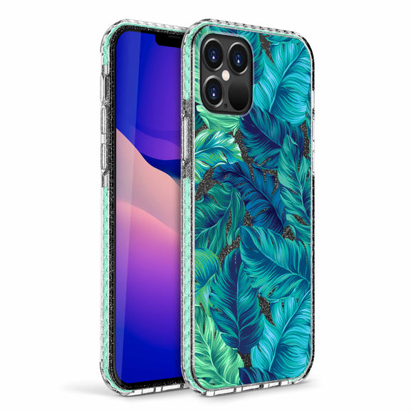 ZIZO DIVINE Series iPhone 12 / iPhone 12 Pro Case - Tropical