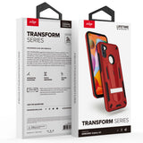 ZIZO TRANSFORM Series Samsung Galaxy A11 Case - Red