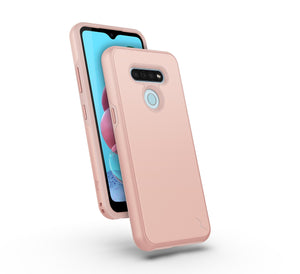 ZIZO DIVISION Series LG K51 / LG Reflect Case - Rose Gold