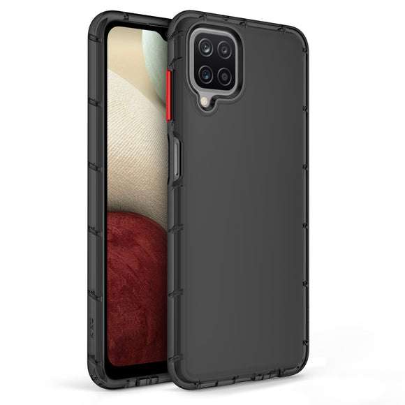 ZIZO SURGE Series Galaxy A12 Case - Smoke