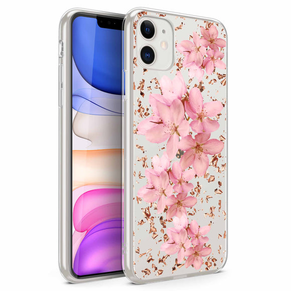 ZIZO REFINE Series iPhone 11 Case - Flowers