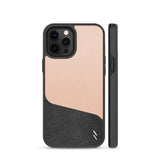 ZIZO DIVISION Series iPhone 12 Pro Max Case - Saffiano Blush