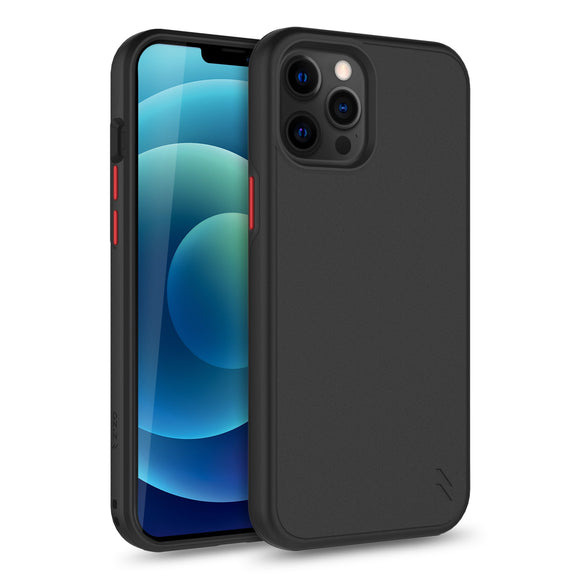 ZIZO DIVISION Series iPhone 12 / iPhone 12 Pro Case - Black