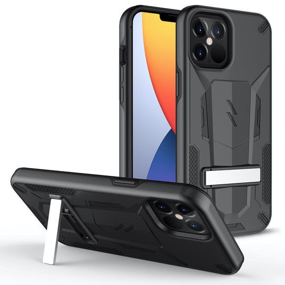 ZIZO TRANSFORM Series iPhone 12 / iPhone 12 Pro Case - Black