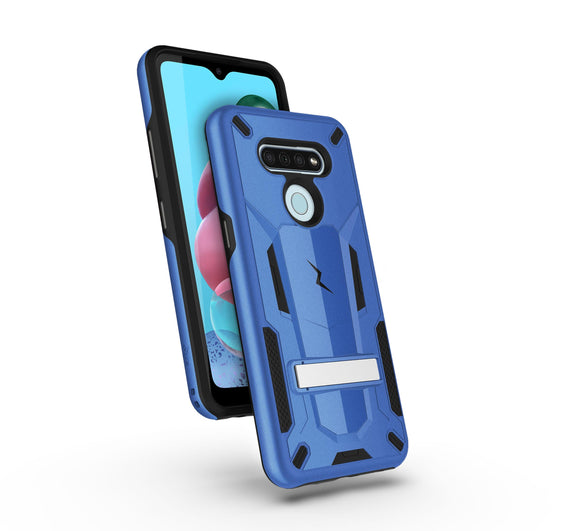 ZIZO TRANSFORM Series LG K51 / LG Reflect Case - Blue