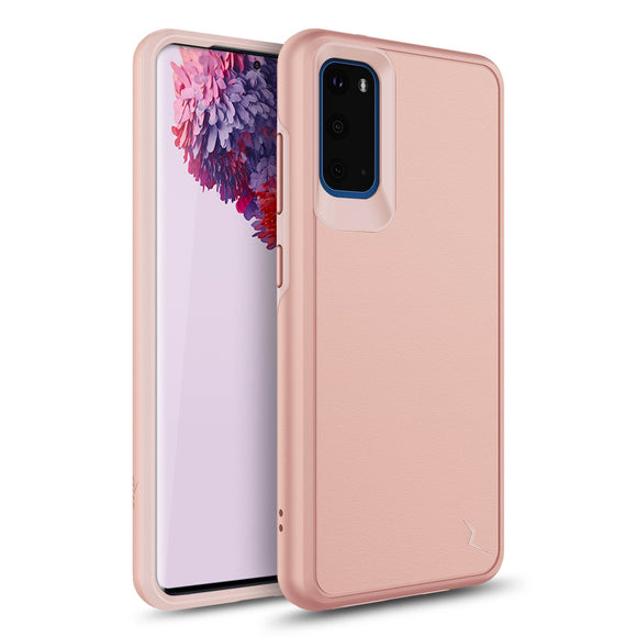 ZIZO DIVISION Series Galaxy S20 Case - Rose Gold