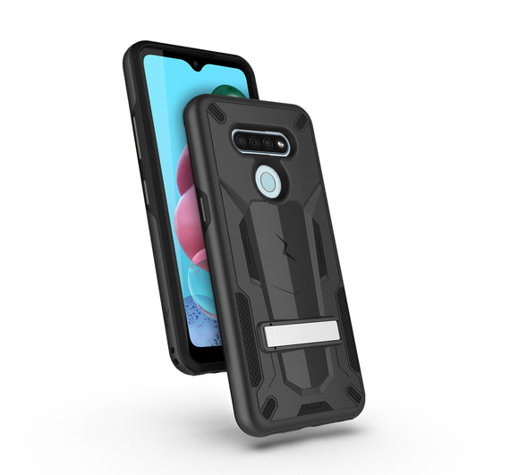 ZIZO TRANSFORM Series LG K51 / LG Reflect Case - Black