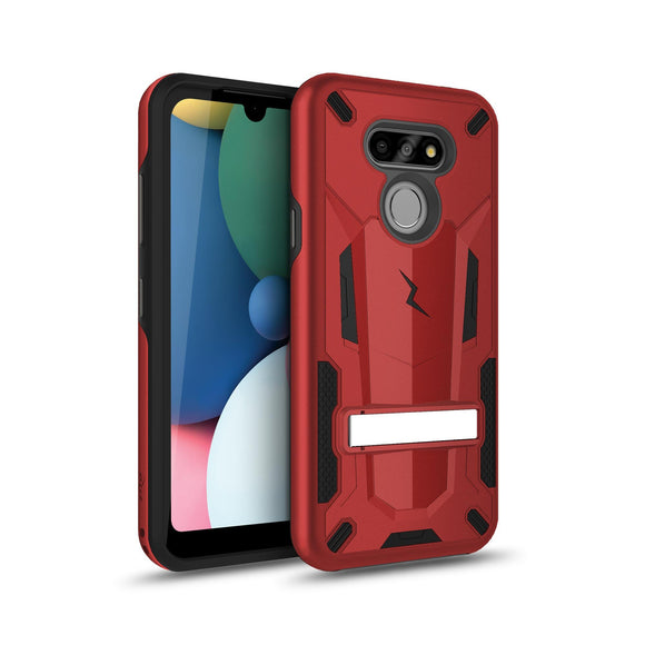 ZIZO TRANSFORM Series LG Fortune 3 Case - Red