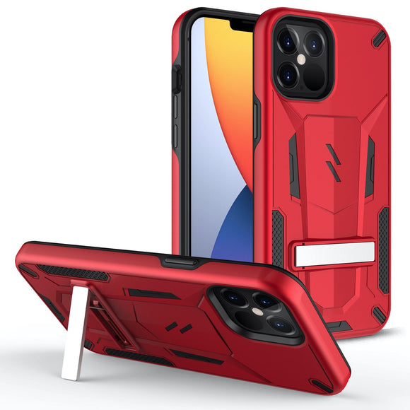 ZIZO TRANSFORM Series iPhone 12 / iPhone 12 Pro Case - Red
