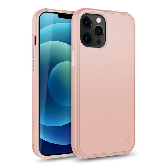 ZIZO DIVISION Series iPhone 12 / iPhone 12 Pro Case - Rose Gold