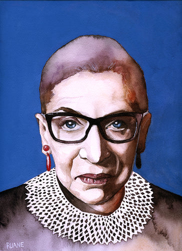 RBG Limited Edition Print