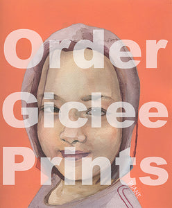 Custom Portrait Giclee Prints