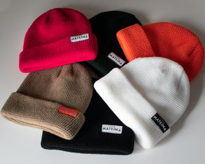 Mateina BEANIES - FREE WITH ORDERS OF 100$ +