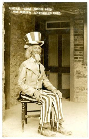 Who was Uncle Sam? History of Uncle Sam by Etherton Hardwoods.