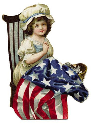 History of the Betsy Ross Flag - by Etherton Hardwoods