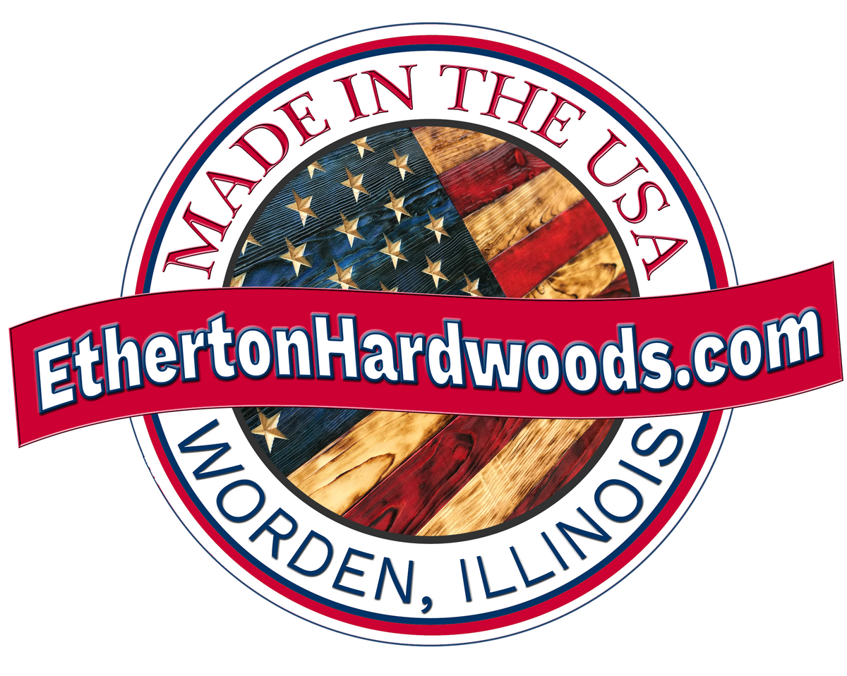 Etherton Hardwoods - MADE IN THE U.S.A.
