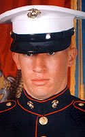 Cpl. Lance M. Thompson, USMC. Gave is life for the United States of America November 15, 2004