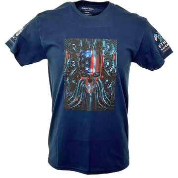 American Steam Punk Graphic Tee by Battlefield Freedom