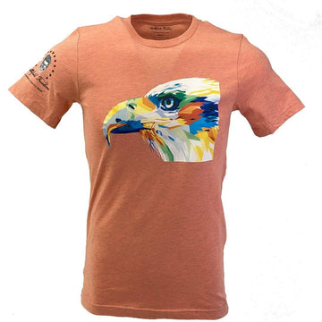 Patriotic Colorful Eagle Women's Collection Battlefield Freedom Veteran Owned Business