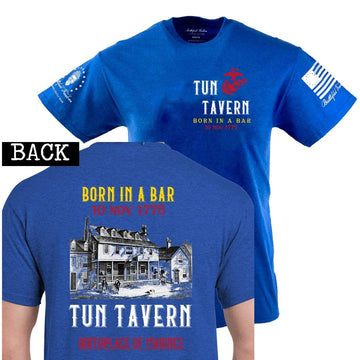 Tun Tavern Birthplace of Marines T-Shirt