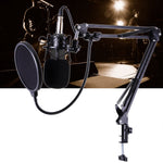 BM-800 Profession Studio Broadcasting Recording Condenser Microphone