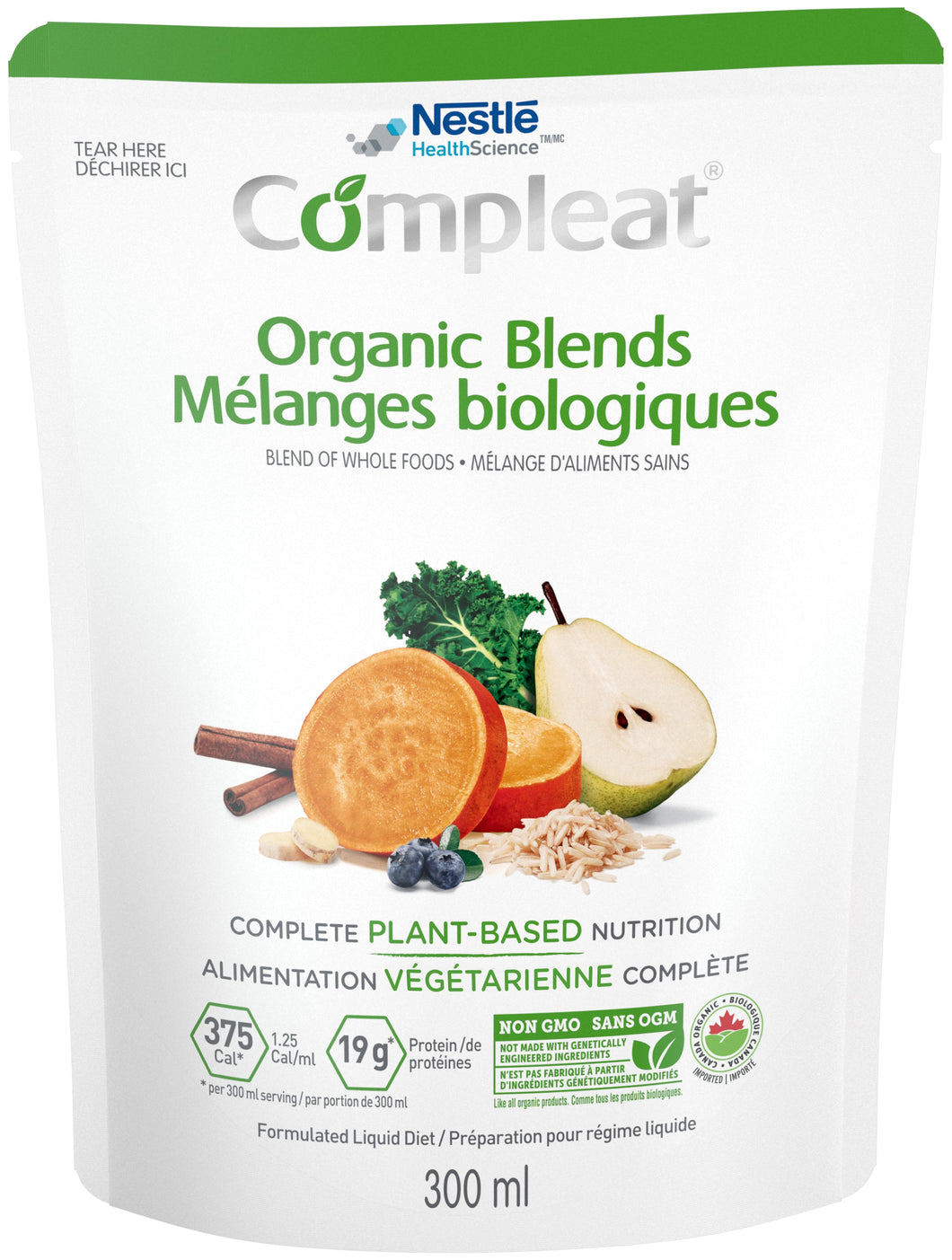 Compleat® Organic Blends