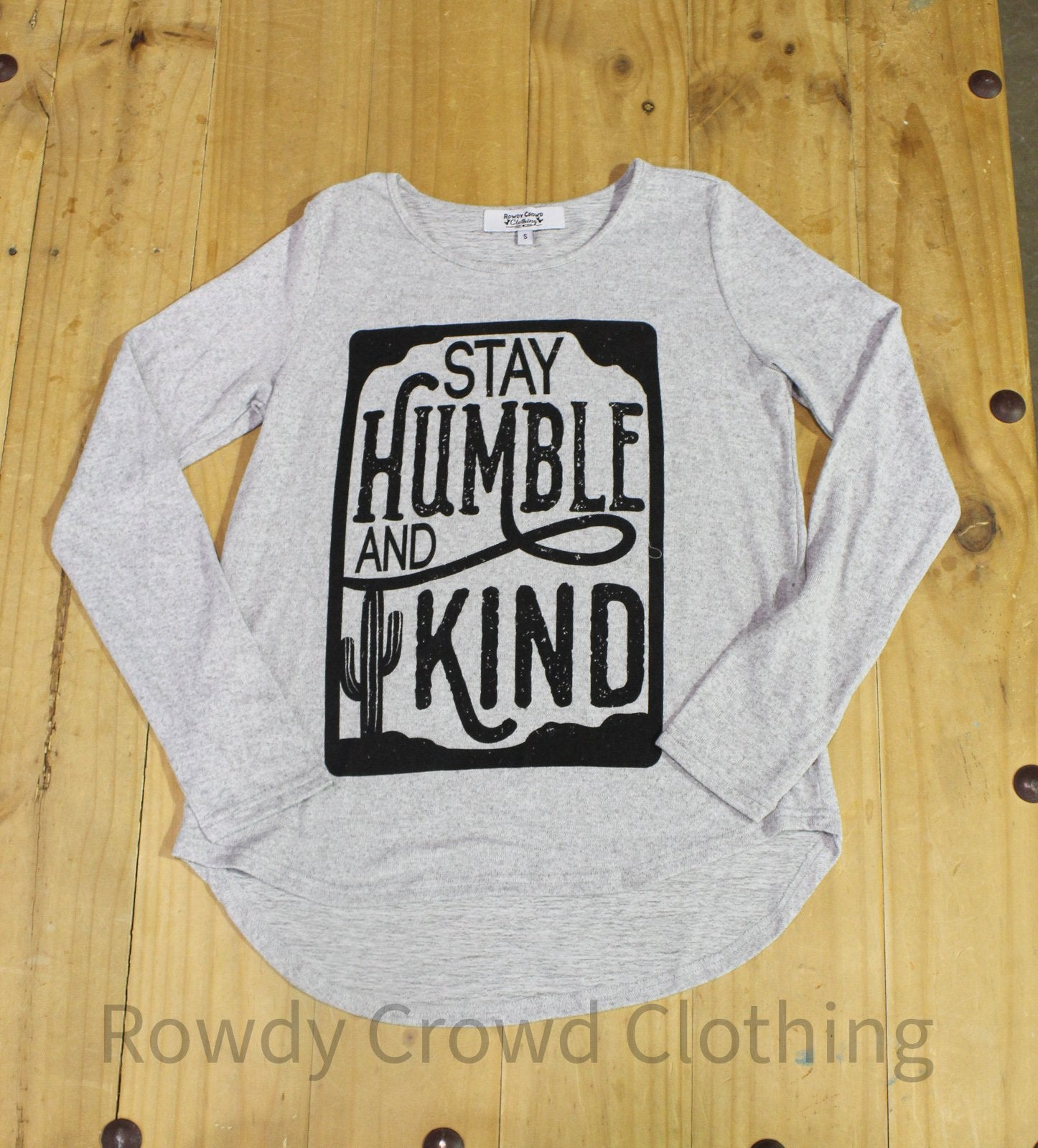 Humble & Kind Long Sleeve