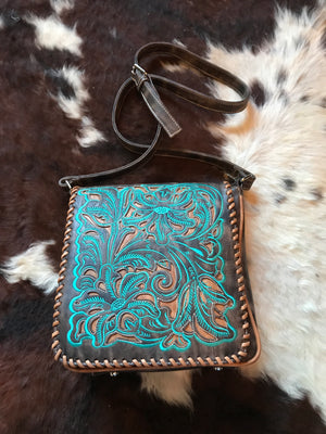 Tooled Trailblazer Purse