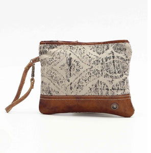 Floral Print Small Bag