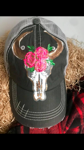 Royal Roses Cap