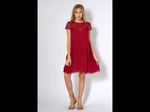Wine and Dine Dress