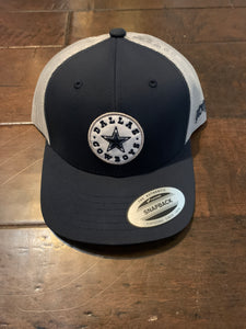 7005T-NVGY-Y Dallas Hooey Youth Cap