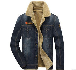 Men's Denim Jeans Jacket