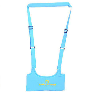 Baby Walking Belt Adjustable Strap Leashes Infant Learning Walking Assistant Toddler Safety Harness Exercise Safe Keeper