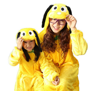 Matching Animal Costume for Mum and Daughter