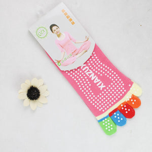 Women's Non Slip Yoga Socks