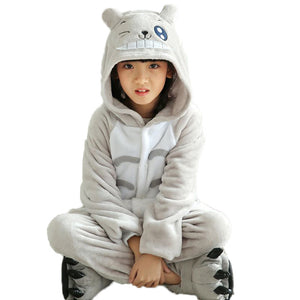 Little Boys Animal Pajamas