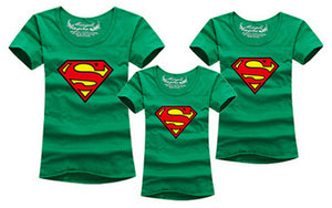 Superman Family Matching Outfits