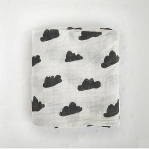 New Born Baby Swaddle Blanket 120 X 120 cm