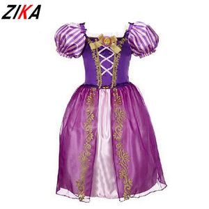 Girls Cinderella Party Dress