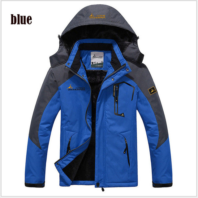 8d64408d6 Men s Hooded Winter Wind Breaker Jacket - Choice Branded