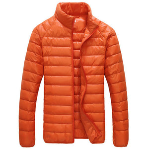Men's Casual and Portable Winter Jacket