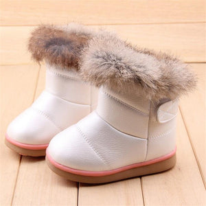 Cozulma Girls Winter Boot